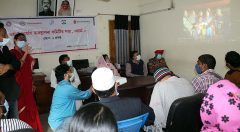 8 no Shulokbahor Ward Disaster Management Committee Meeting
