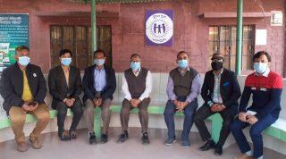 PKSF team group photo