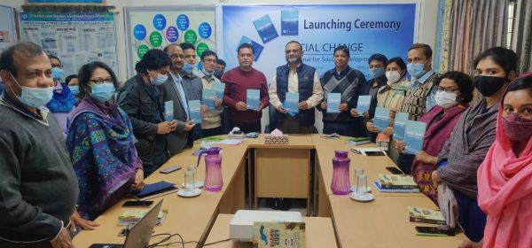 Launching Ceremony of Social Change journal