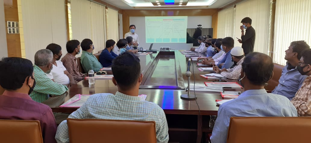 Sustainable Aquaculture Development Initiatives at Northern Chattogram