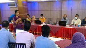 Session of Khaled Begum