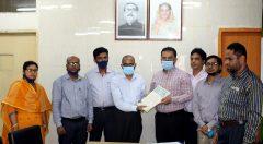 Partnership agreement signed between Bangladesh NGO Foundation (BNF) and YPSA