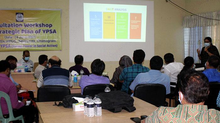 Presentation by Nasim Banu