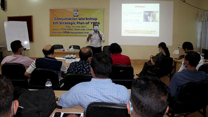 Presentation by Md. Shahjahan