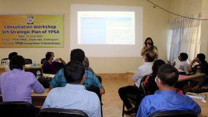 Presentation by Farhana Iddris