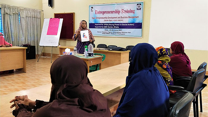 Training workshop 2