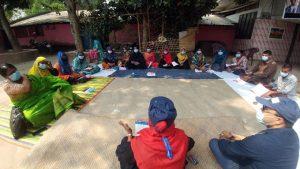Yard Meeting