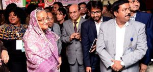 Prime Minister Sheikh Hasina inaugurated Accessible Dictionary