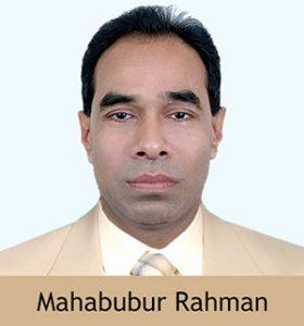 Md Mahabubur Rahman
