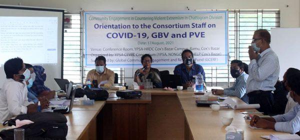 Orientation workshop