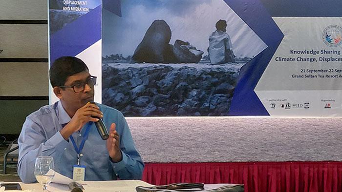 Speech by Barrister Shameem Haider Patwary, MP