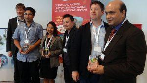 YPSA wins ISIF Asia award 2014