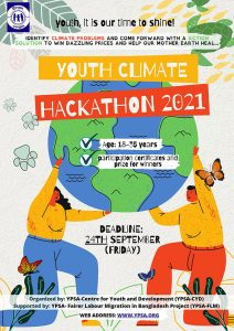 Poster Youth Hackathon