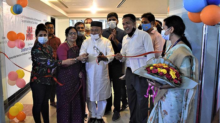 Inauguration by Saimum Sarwar Kamal MP