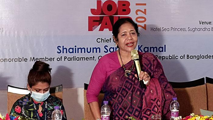 Speech by Kaleda Begum